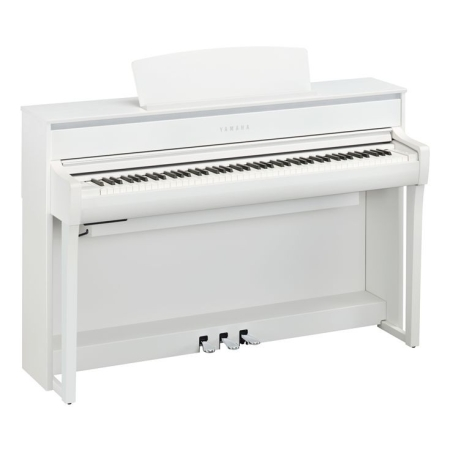 PIANO YAMAHA CLP775 COLOR BLANCO