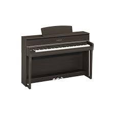 PIANO YAMAHA CLP775 COLOR NOGAL OSCURO