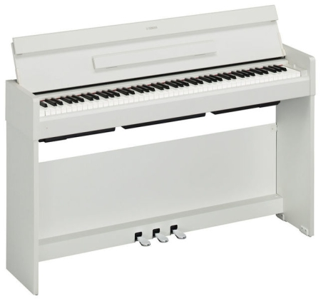 PIANO YAMAHA ARIUS YDP S34 COLOR BLANCO