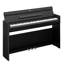PIANO YAMAHA ARIUS YDP S54 COLOR NEGRO