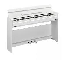 PIANO YAMAHA ARIUS YDP S54 COLOR BLANCO