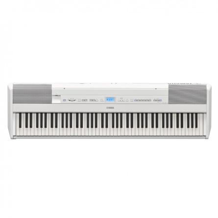 PIANO YAMAHA P515 COLOR BLANCO