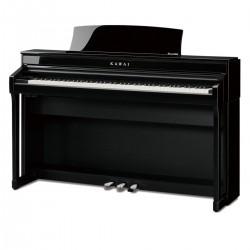 PIANO KAWAI CA79 DIGITAL COLOR NEGRO PULIDO