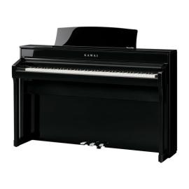 PIANO KAWAI CA99PB DIGITAL COLOR NEGRO PULIDO