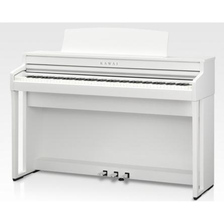 PIANO KAWAI CA49 COLOR BLANCO