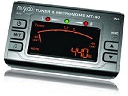 METRONOMO MUSEDO MT 40 CON AFINADOR