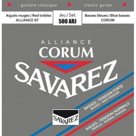 JUEGO CUERDAS SAVAREZ 500ARJ CORUM ALLIANCE 500ARJ