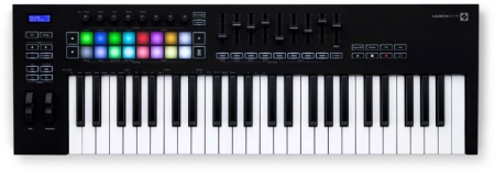 TECLADO NOVATION LAUNCHKEY 49 MK3 CONTROLADOR