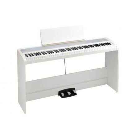 PIANO KORG DIGITAL B2SPWH BLANCO MUEBLE Y 3 PEDALES
