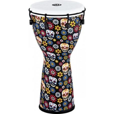 DJEMBE MEINL 10  AFINACION MECANICA DAY OF THE DEAD ADJ10 DA
