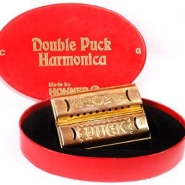ARMONICA HOHNER DOUBLE PUCK 55340