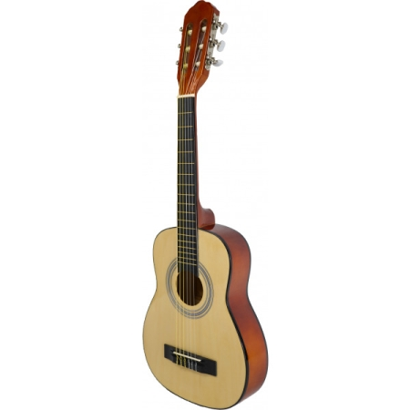 GUITARRA ROCIO JUNIOR C6N NATURAL 1 4 75 CM