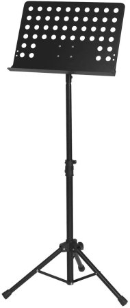 ATRIL FX F900720 ORQUESTA BANDEJA PERFORADA