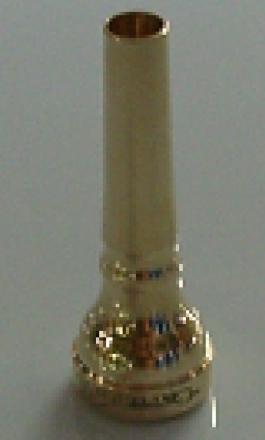 BOQUILLA HONSUY 71560 CORNETA CARMEN A DORADA