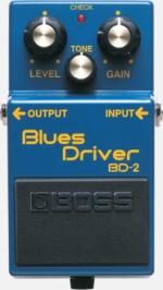 PEDAL BOSS BD2 BLUES DRIVER