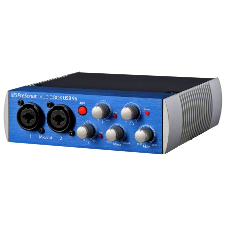 INTERFAZ PRESONUS AUDIOBOX USB 96