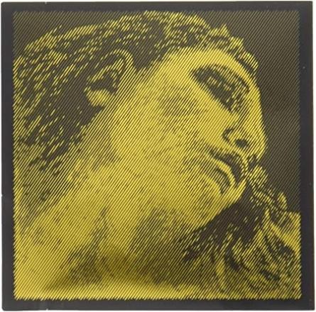 CUERDA 4 EVAH PIRAZZI GOLD VIOLA 4254