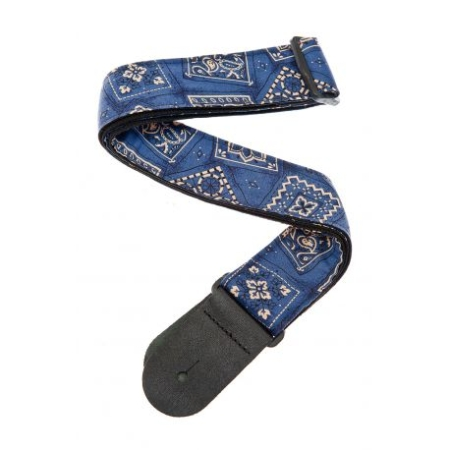 CORREA PLANET WAVES BANDANA BLUE 50G03