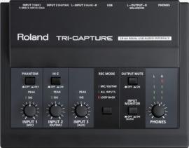 INTERFAZ ROLAND UA33 TRI CAPTURE USB