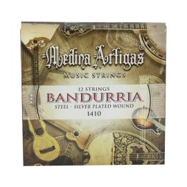 JUEGO CUERDAS MEDINA ARTIGAS BANDURRIA 1410