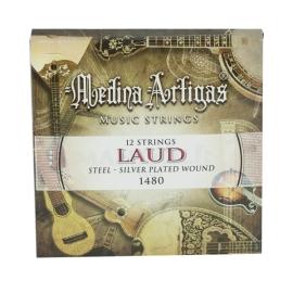 JUEGO CUERDAS MEDINA ARTIGAS LAUD REF 1480