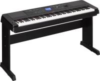PIANO YAMAHA DGX660B DIGITAL CON ACOMPA� AMIENTOS