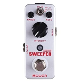 PEDAL MOOER SWEEPER BASSFILTER