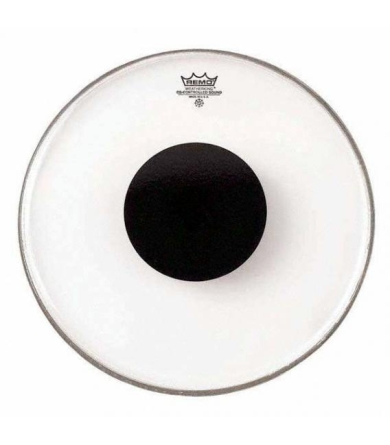 PARCHE REMO CONTROLLED SOUND SMOOTH WHITE 22