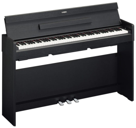 PIANO YAMAHA YDP S34 COLOR NEGRO