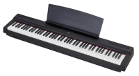PIANO YAMAHA P125BK NEGRO
