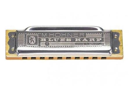 ARMONICA HOHNER BLUES HARP E