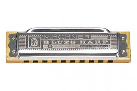 ARMONICA HOHNER BLUES HARP SOL