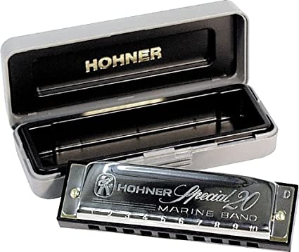 ARMONICA HOHNER SPECIAL 20 MI